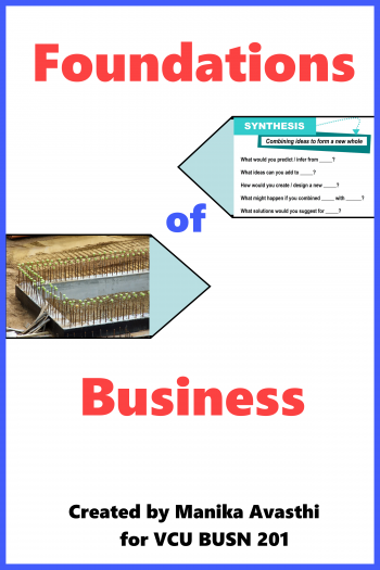 Cover image for Foundations of Business