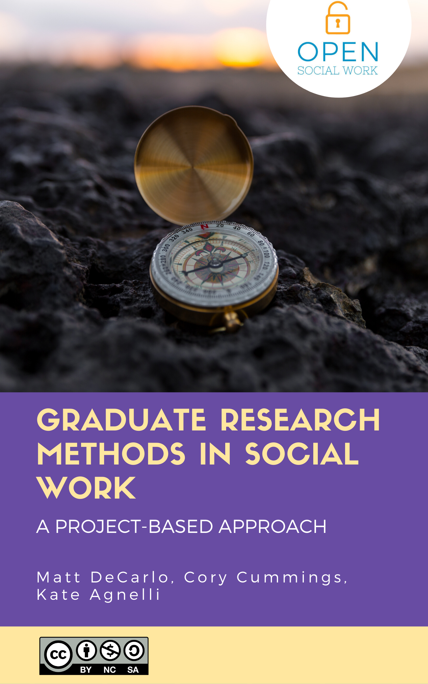 Cover image for Graduate research methods in social work